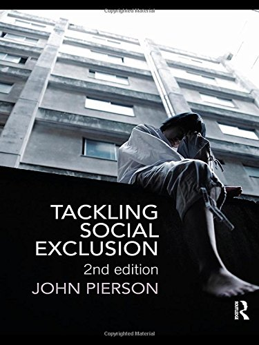 Tackling Social Exclusion (0415478340) by Pierson, John