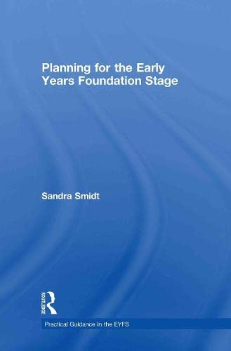 9780415478397: Planning for the Early Years Foundation Stage (Practical Guidance in the EYFS)