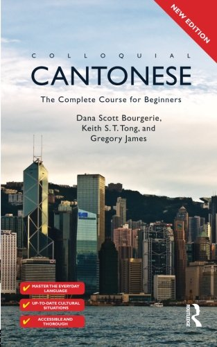 9780415478861: Colloquial Cantonese: The Complete Course for Beginners