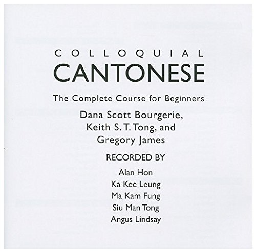 9780415478885: Colloquial Cantonese 2nd edition (Routledge Colloquials)