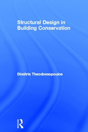 9780415479455: Structural Design in Building Conservation