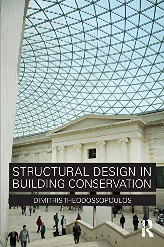 9780415479462: Structural Design in Building Conservation