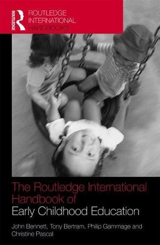 9780415479516: The Routledge International Handbook of Early Childhood Education (Routledge International Handbooks of Education)