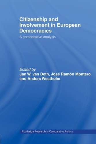 9780415479608: Citizenship and Involvement in European Democracies: A Comparative Analysis (Routledge Research in Comparative Politics)