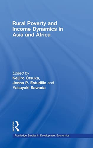 9780415480093: Rural Poverty and Income Dynamics in Asia and Africa