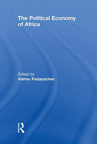 9780415480383: The Political Economy of Africa