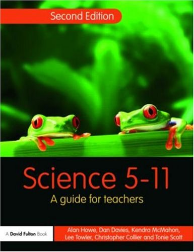 9780415480468: Science 5-11: A Guide for Teachers (Primary 5-11 Series)