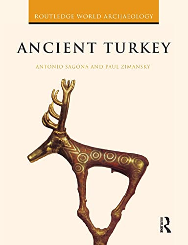 9780415481236: Ancient Turkey (Routledge World Archaeology)