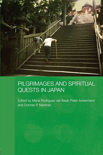9780415481335: Pilgrimages and Spiritual Quests in Japan (Japan Anthropology Workshop Se)