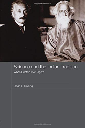 9780415481342: Science and the Indian Tradition: When Einstein Met Tagore