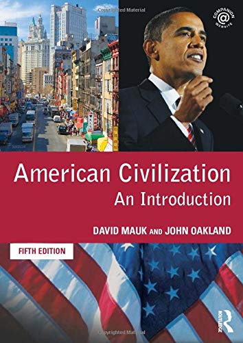 9780415481618: American Civilization: An Introduction