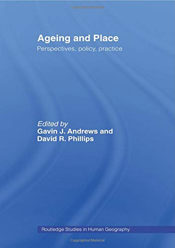 9780415481656: Ageing and Place (Routledge Studies in Human Geography)