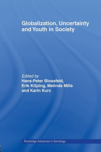 9780415482073: Globalization, Uncertainty and Youth in Society: The Losers in a Globalizing World (Routledge Advances in Sociology)