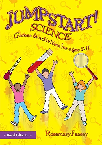 9780415482127: Jumpstart! Science: Games and Activities for Ages 5-11