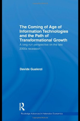The Coming of Age of Information Technologies: Growth Theory and the Path of Transformational ...
