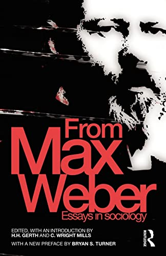 9780415482691: From Max Weber: Essays in Sociology (Routledge Classics in Sociology)