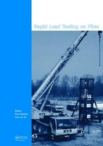 9780415482974: Rapid Load Testing on Piles
