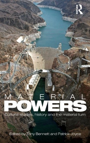 9780415483032: Material Powers: Cultural Studies, History and the Material Turn (CRESC)