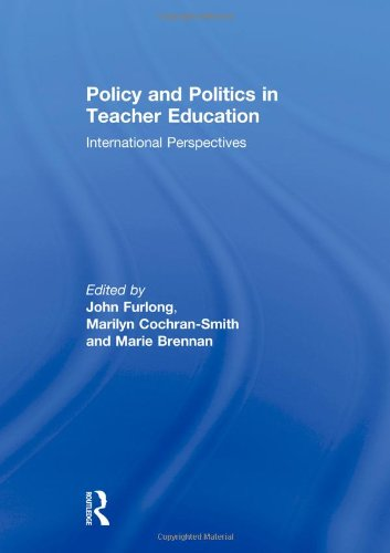 9780415483384: Policy and Politics in Teacher Education: International Perspectives