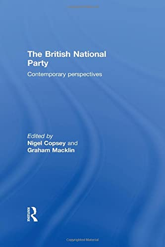 9780415483834: British National Party: Contemporary Perspectives