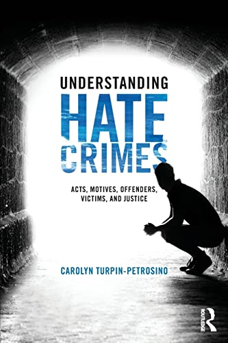 9780415484015: Understanding Hate Crimes: Acts, Motives, Offenders, Victims, and Justice