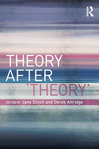 9780415484190: Theory After 'Theory'