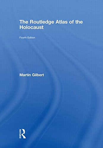 9780415484817: The Routledge Atlas of the Holocaust (Routledge Historical Atlases)