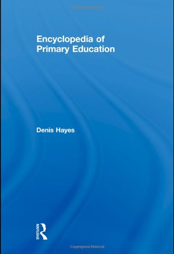 9780415485173: Encyclopedia of Primary Education