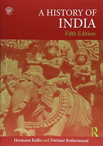 9780415485432: A History of India