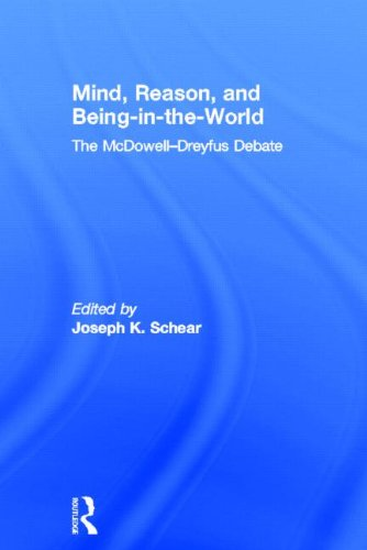 9780415485869: Mind, Reason, and Being-in-the-World: The McDowell-Dreyfus Debate