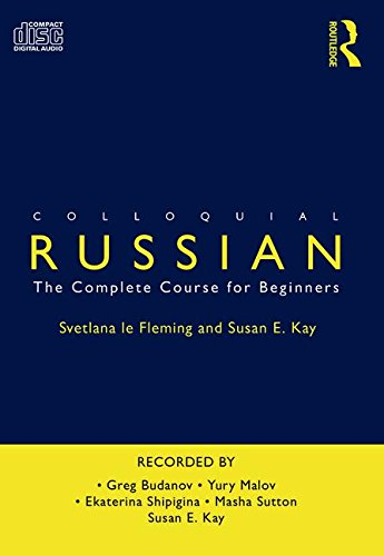 Colloquial Russian: The Complete Course For Beginners: Fleming, Svetlana le,