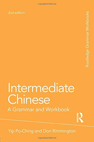 9780415486316: Intermediate Chinese: A Grammar and Workbook (Grammar Workbooks)