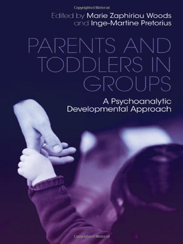 9780415486392: Parents and Toddlers in Groups: A Psychoanalytic Developmental Approach