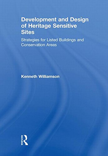 9780415486439: Development and Design of Heritage Sensitive Sites: Strategies for Listed Buildings and Conservation Areas