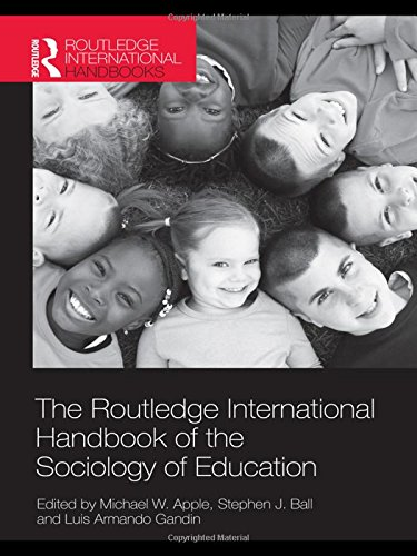 9780415486637: The Routledge International Handbook of the Sociology of Education (Routledge International Handbooks of Education)