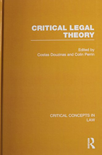 9780415486736: Critical Legal Theory