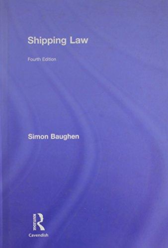 Shipping Law: Simon Baughen