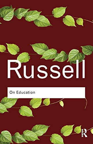 9780415487405: On Education (Routledge Classics) (Volume 17)