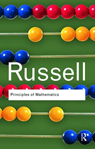 9780415487412: Principles of Mathematics (Routledge Classics)