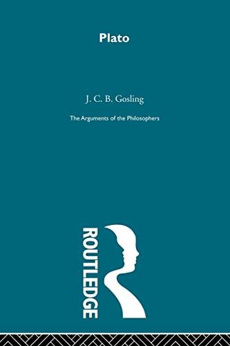 9780415487580: Plato - Arguments of the philosophers