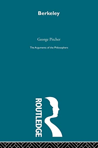 9780415487610: Berkeley - Arg Philosophers (Arguments of the Philosophers)