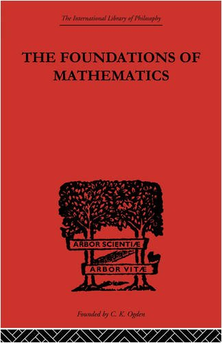 9780415488242: Foundations of Mathematics and Other Logical Essays