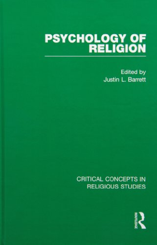 9780415488761: Psychology of Religion (4 Volume Set) (Critical Concepts in Religious Studies)