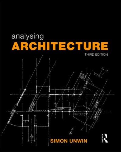 9780415489287: Analysing Architecture