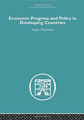 9780415489515: Economic Progress and Policy in Developing Countries