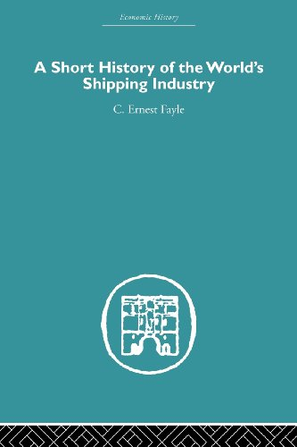 9780415489522: A Short History of the World's Shipping Industry