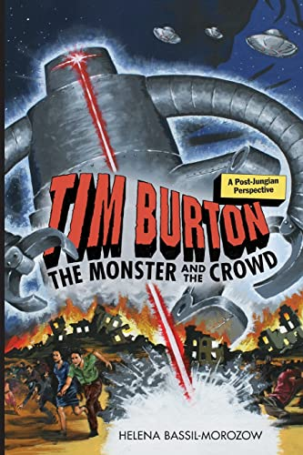 9780415489713: Tim Burton: The Monster and the Crowd: A Post-Jungian Perspective