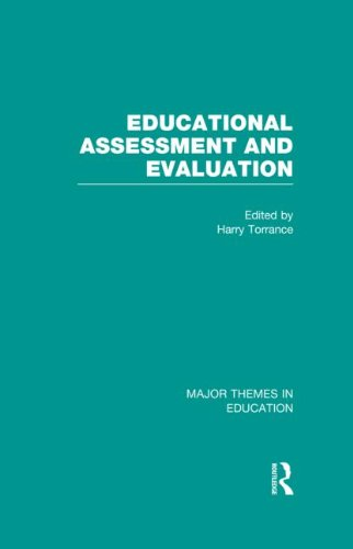 9780415489720: Educational Assessment and Evaluation (Major Themes in Education)