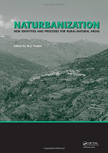 9780415490009: Naturbanization: New identities and processes for rural-natural areas