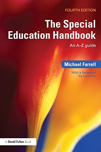 9780415490207: The Special Education Handbook: An A-Z Guide